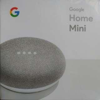 Brand New Google Home Mini (Chalk)