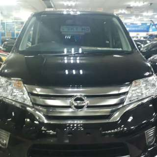 Nissan Serena Hws 2013 2.0 At
