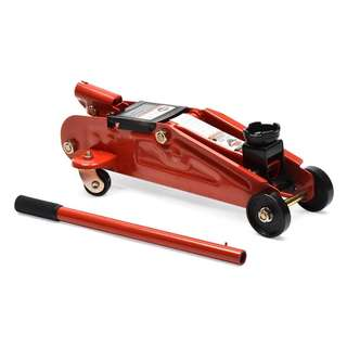 Blade Heavy Duty Floor Jack 2 Ton (Red)