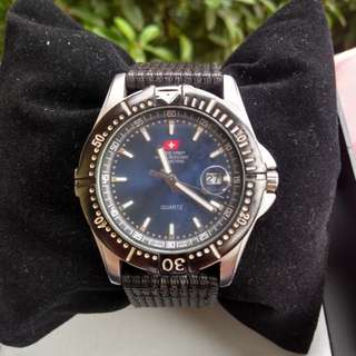 Swiss army original blue