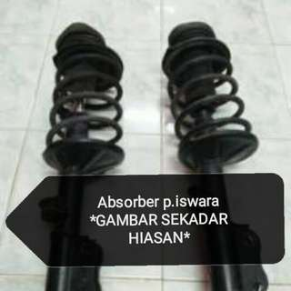 ABSORBER PROTON ISWARA