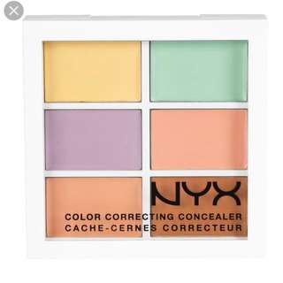 NYX Colour Correcting Concealer