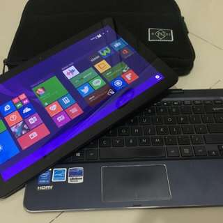 Asus transformer T300chi (2 in 1)