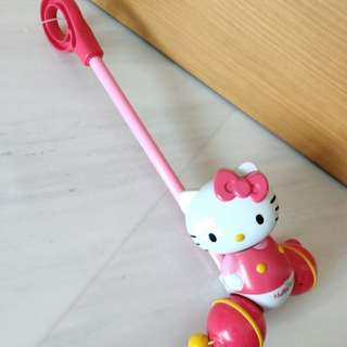 Hello Kitty Walker
