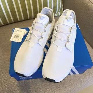 🚚 Adidas originals X PLR NMD 全白 反光 愛迪達 網布 慢跑鞋 BB1099 白色 10號