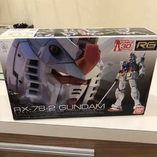 RG gundam RX78-2