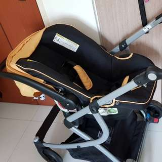 Goodbaby Travel System Stroller (Includes Infant Car seat) !!