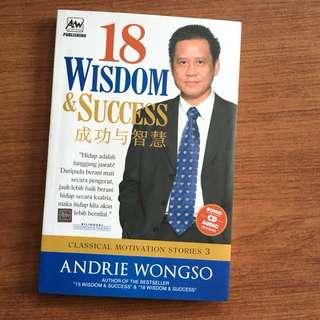 Buku Andrie Wongso