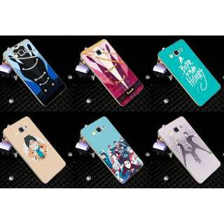 [FREE DELIVERY] (iPhone & Samsung) Yuri on Ice Phone Cases