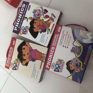 Phonics Reading Program Dora the Explorer