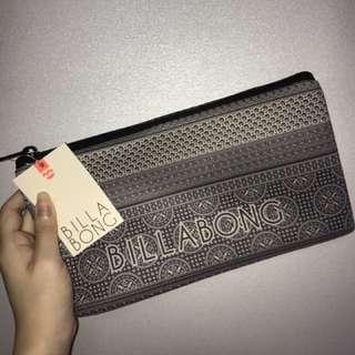 Black Billabong Pencil Case