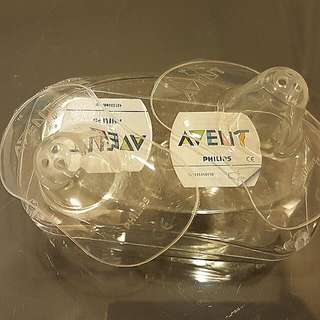 Philips Avent Nipple Protectors - Standard Size 21mm