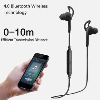 Awei A610BL Sports Earbuds  -  BLACK