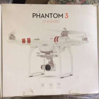 Phantom 3 Standard (2nd hand)