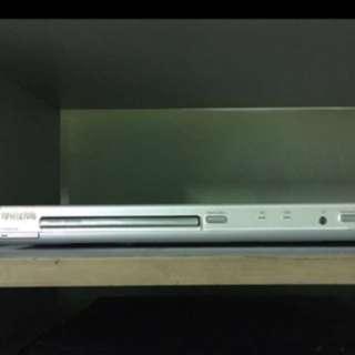 Philips飛利浦DVD機連remote