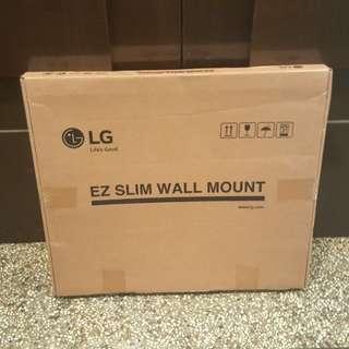 Lg Ez slim wall mount brand new