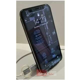 Qi Wireless Charger 無線充電器 For iphone 8 X 三星 s8 s7 蘋果雙線圈