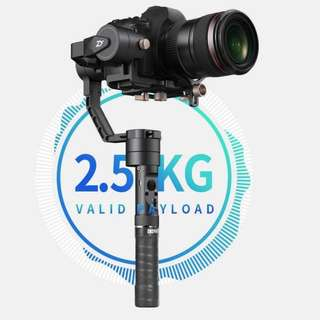 Zhiyun Crane Plus ( Ready Stock) Support up to 2.5KG