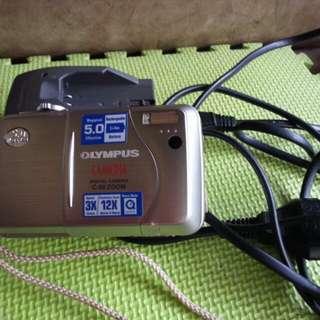 Camera digital OLYMPUS C-50