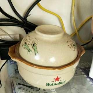 🚚 海尼根陶瓷泡麵碗