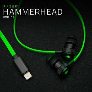 Razer Hammerhead for IOS phone