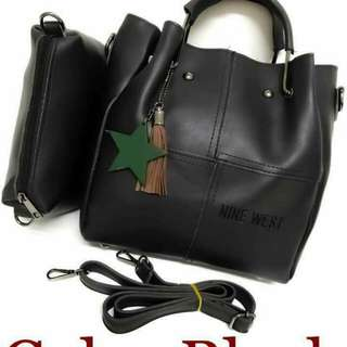 Hand bag with sling