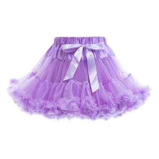 Petti Tutu Skirt (Baby Girl) - Lavender