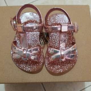 Anti slip baby sandal