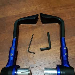 Brake/clutch levers protector