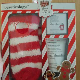 Foot care gift box