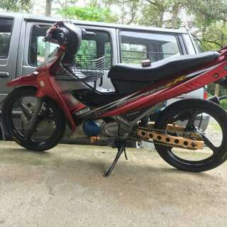 set merah skala for sell