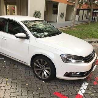 Volkswagen Passat Auto 1.8