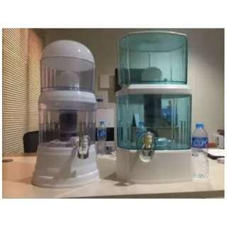 Mineral Water Pot Filter Air Untuk PAM & SUMUR Langsung Siap Minum