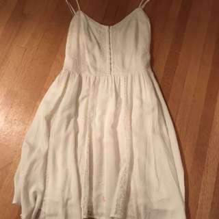 bethany mota white dress