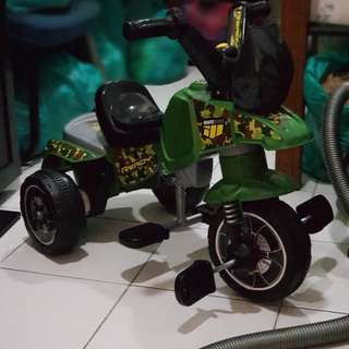 2 in 1 motor+basikal for kids