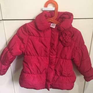 ZARA Baby鋪棉外套