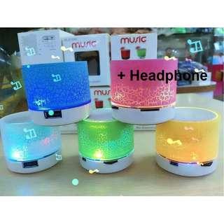 Bluetooth Speaker + Earpiece