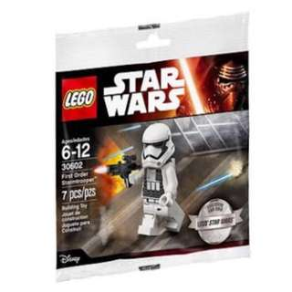LEGO 30602 - First Order Stormtrooper Polybag