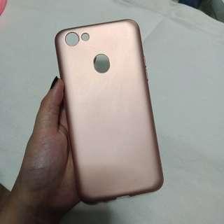 OPPO F5 Rose Gold Case