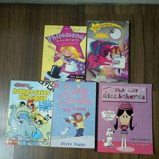 [All 5 for $15!] Children Story Books