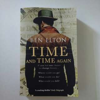 BN : Time and time again by Ben Elton