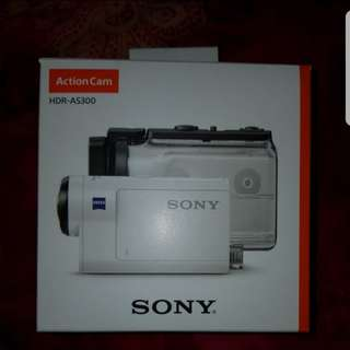 Sony HDR AS300 Action Cam