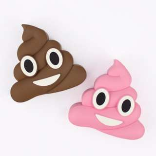 Poop Emoji Power Bank