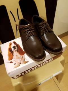 Hush Puppies Brown Shoes