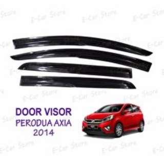 DOOR VISOR - AXIA (MUGEN)
