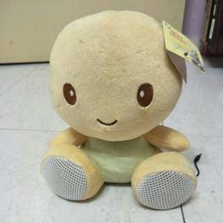 Toy audio speaker