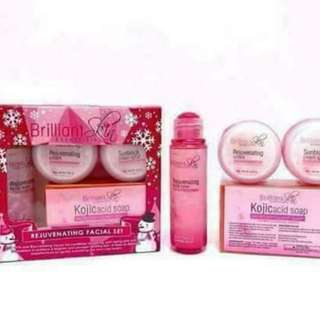 Authentic Brilliant Skin Rejuvenating Set