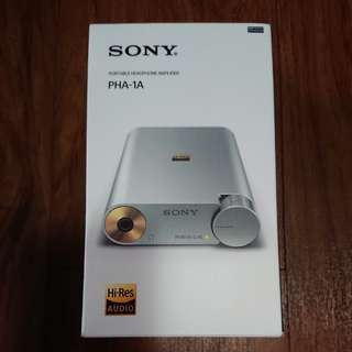Sony PHA-1A Portable Headphone Amplifier