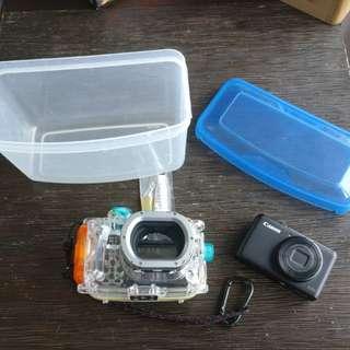 Canon S95 + Dive Housing