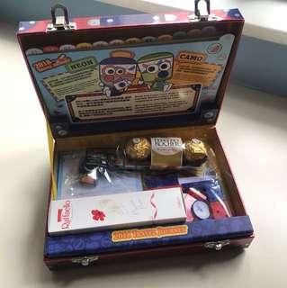 2018 Travel Journey Gift Box